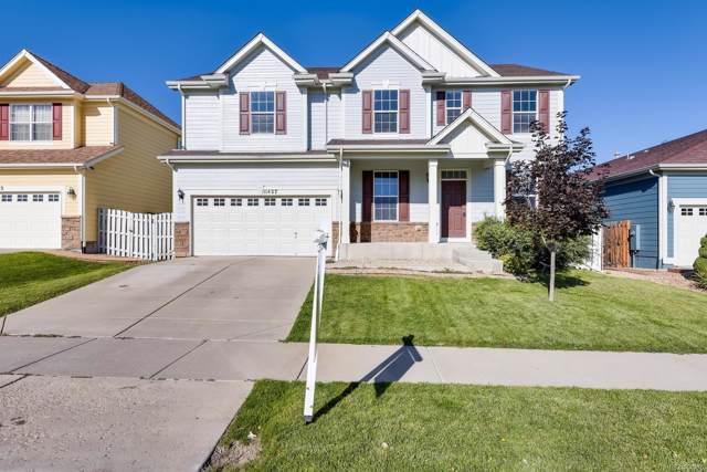 11427 S Trailmaster Circle, Parker, CO 80134 (MLS #9800500) :: 8z Real Estate