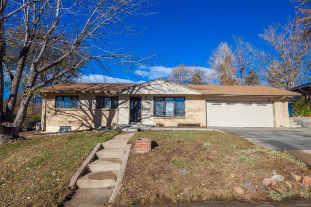 2843 S Wolff Street, Denver, CO 80236 (#9800585) :: HomePopper
