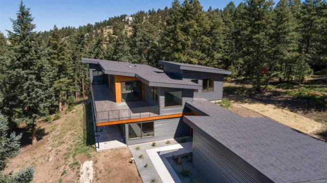 6448 S Skyline Drive, Evergreen, CO 80439 (MLS #9801363) :: 8z Real Estate