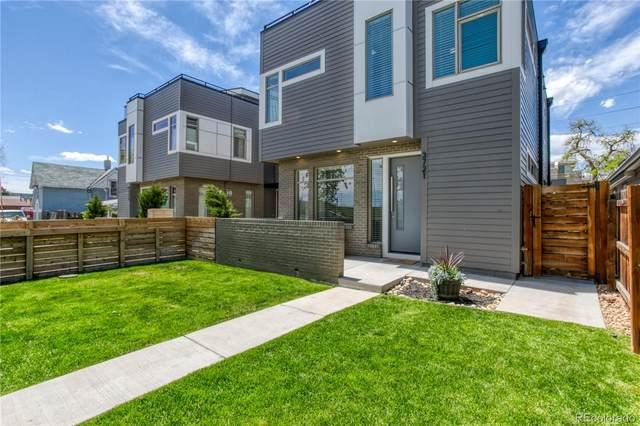 3721 Inca Street, Denver, CO 80211 (#9801443) :: Mile High Luxury Real Estate