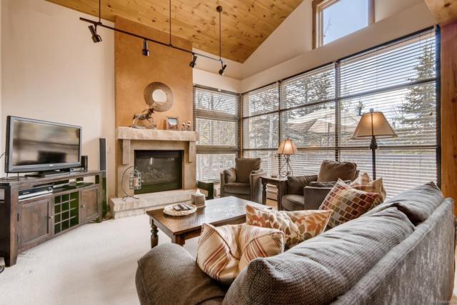 259 Alpen Rose Place #8711, Dillon, CO 80435 (MLS #9801599) :: 8z Real Estate