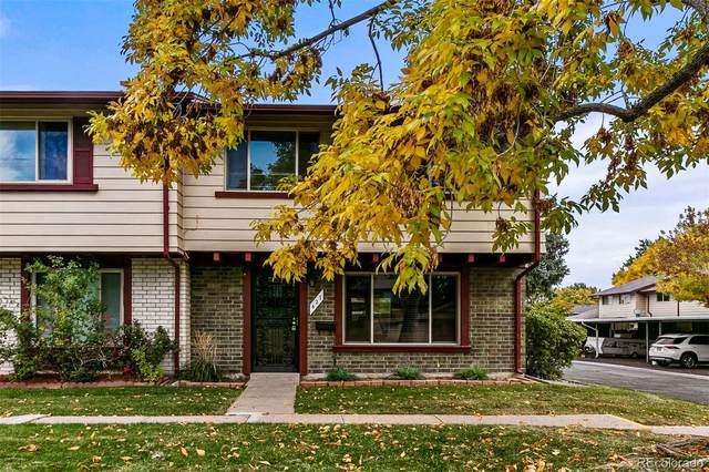 427 S Balsam Street, Lakewood, CO 80226 (#9801986) :: The DeGrood Team