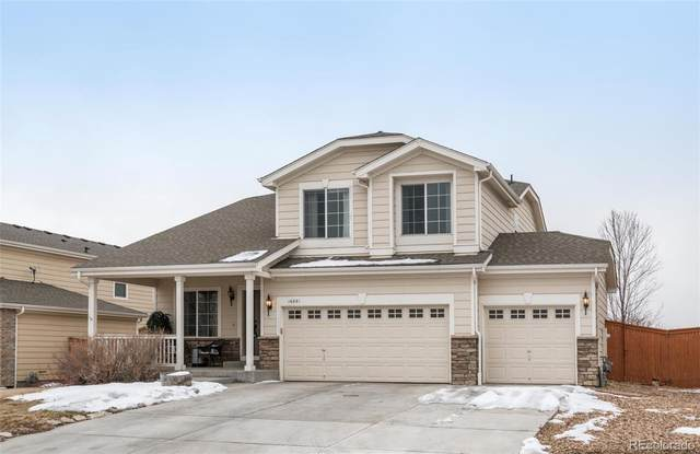 16861 Trail View Circle, Parker, CO 80134 (#9802236) :: Chateaux Realty Group