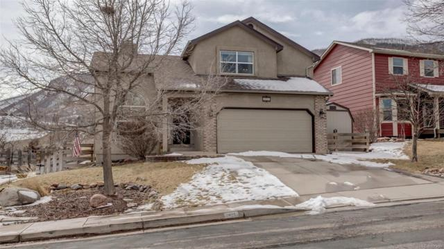 2825 Coldwater Drive, Colorado Springs, CO 80919 (MLS #9802301) :: Kittle Real Estate