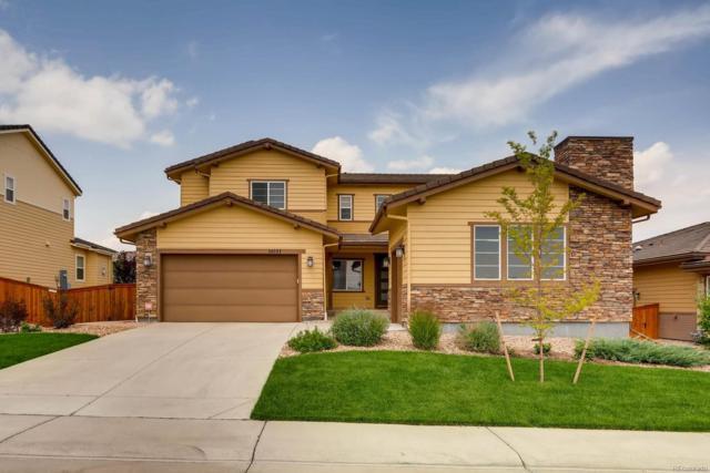 14081 Pastel Road, Parker, CO 80134 (#9802322) :: The Peak Properties Group