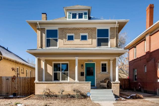 2819 York Street, Denver, CO 80205 (#9802381) :: The Heyl Group at Keller Williams