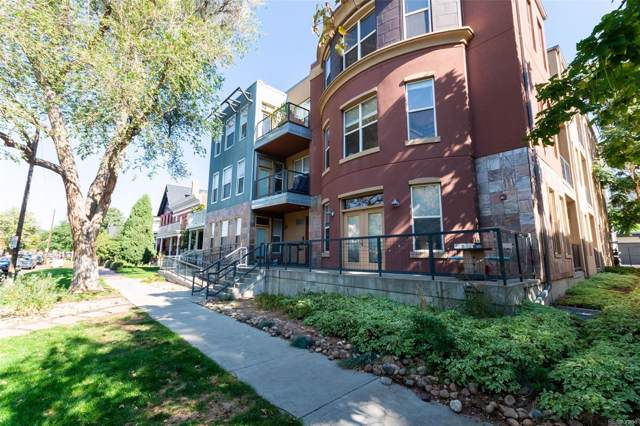 2422 Tremont Place #303, Denver, CO 80205 (#9802504) :: The DeGrood Team