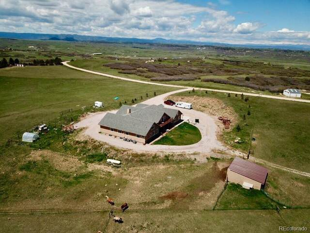 6233 Lake Gulch Road, Castle Rock, CO 80104 (#9802625) :: Chateaux Realty Group