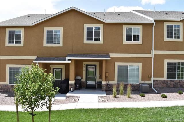 7615 Red Fir Point, Colorado Springs, CO 80908 (MLS #9802810) :: Keller Williams Realty
