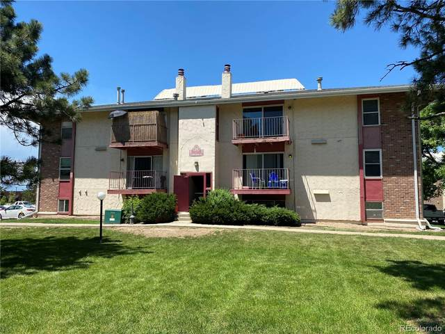 12150 Huron Street #301, Westminster, CO 80234 (#9802815) :: Compass Colorado Realty