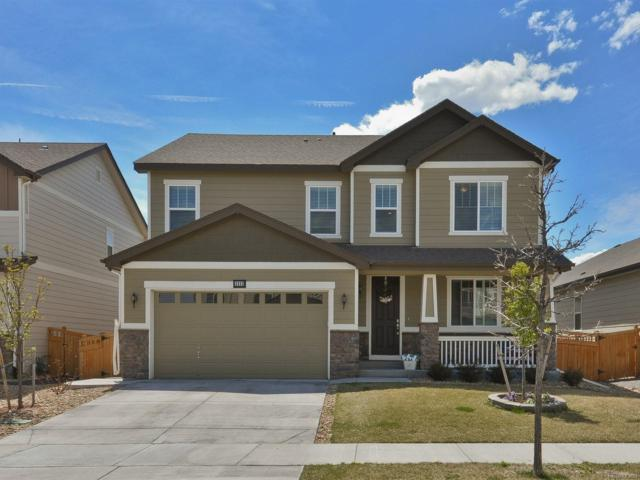 3323 Eagle Butte Avenue, Frederick, CO 80516 (#9802822) :: House Hunters Colorado