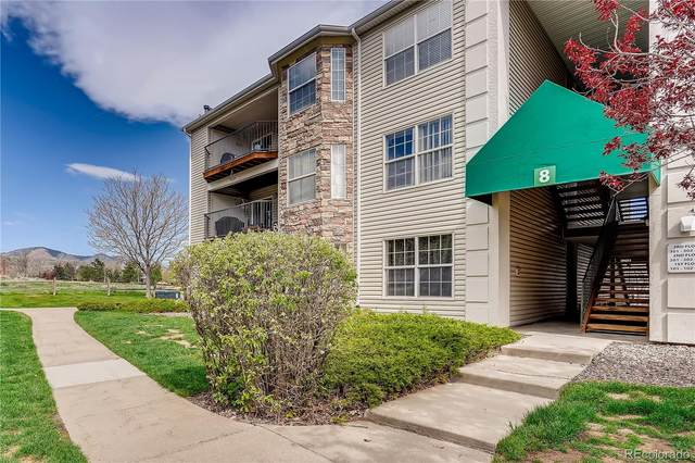 12348 W Dorado Place #102, Littleton, CO 80127 (#9802848) :: Compass Colorado Realty