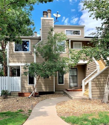1732 S Trenton Street #2, Denver, CO 80231 (#9802930) :: The Healey Group