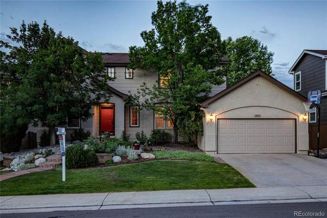 2825 Timberchase Trail, Highlands Ranch, CO 80126 (#9803009) :: The Gilbert Group