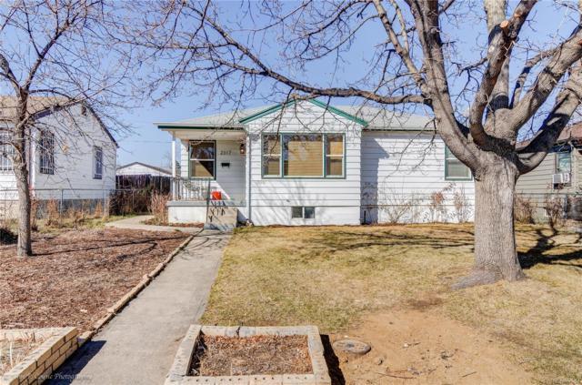 2317 Ironton Street, Aurora, CO 80010 (#9803215) :: The Peak Properties Group