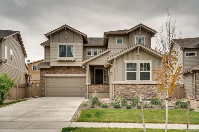 7168 W Adriatic Avenue, Lakewood, CO 80227 (#9803461) :: The Griffith Home Team