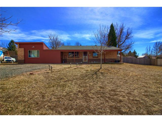 922 E Harvey Street, Castle Rock, CO 80108 (#9803880) :: The Peak Properties Group