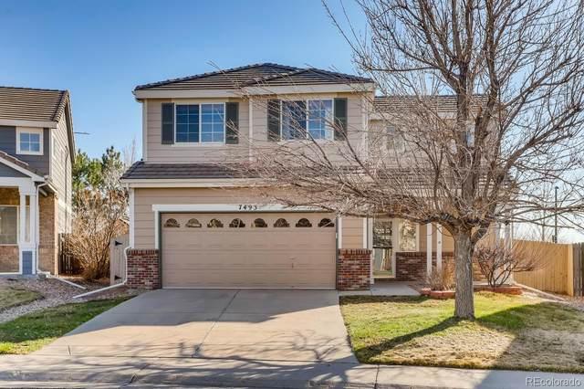 7493 S Norfolk Street, Aurora, CO 80016 (#9803973) :: Mile High Luxury Real Estate