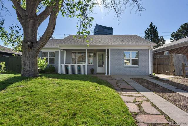 1120 S Harrison Street, Denver, CO 80210 (#9804029) :: Wisdom Real Estate