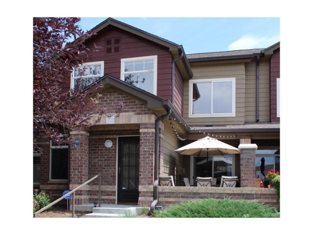 6496 Silver Mesa Drive C, Highlands Ranch, CO 80130 (MLS #9804176) :: 8z Real Estate