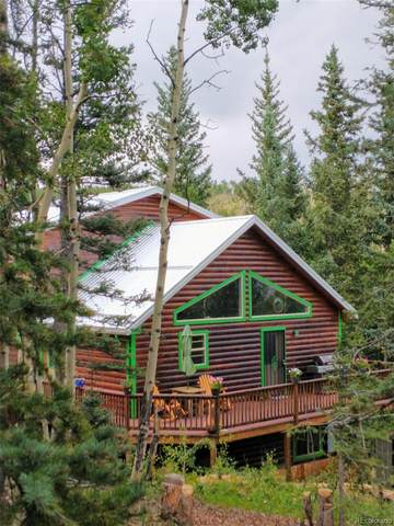 823 Boreas Circle, Jefferson, CO 80456 (MLS #9804460) :: Find Colorado