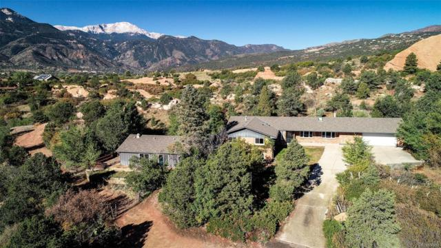 6 Las Piedras Escondidas, Colorado Springs, CO 80904 (#9804496) :: The Griffith Home Team