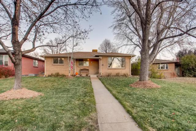 1440 S Marion Street, Denver, CO 80210 (#9804783) :: My Home Team