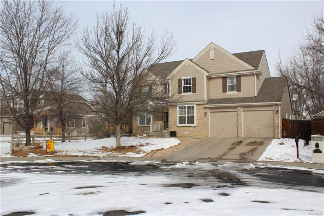 13536 Clayton Street, Thornton, CO 80241 (MLS #9805238) :: 8z Real Estate