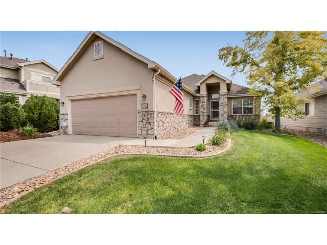 7596 Pineridge Terrace, Castle Pines, CO 80108 (#9805484) :: The Thayer Group