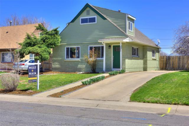 3640 Elm Street, Denver, CO 80207 (#9805699) :: The Peak Properties Group