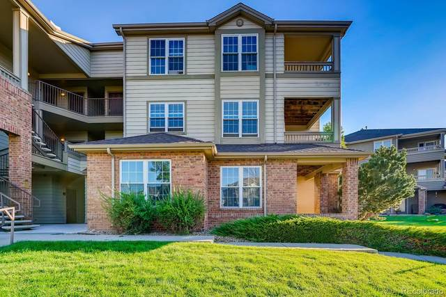 12766 Ironstone Way #104, Parker, CO 80134 (#9805833) :: The DeGrood Team