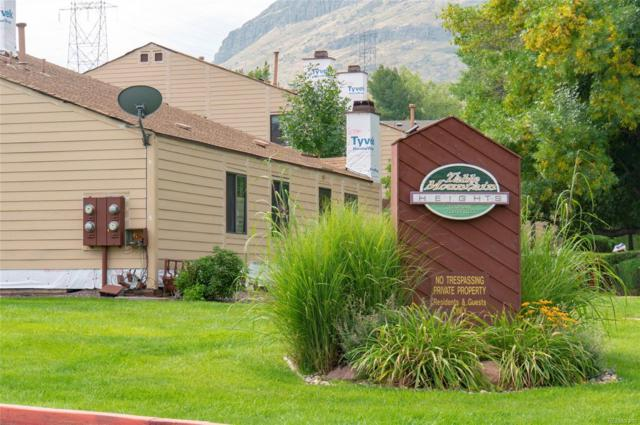 18354 W 58th Place #64, Golden, CO 80403 (#9805859) :: The Peak Properties Group