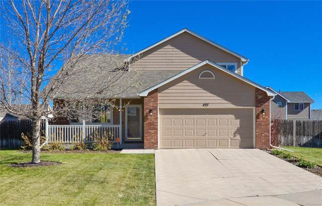 427 Magnolia Court, Eaton, CO 80615 (#9805912) :: The DeGrood Team