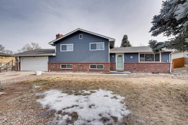 3610 Parfet Street, Wheat Ridge, CO 80033 (#9805978) :: The Peak Properties Group