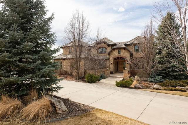 5251 S Steele Street, Greenwood Village, CO 80121 (#9806033) :: The Healey Group