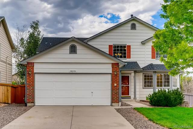 18295 Michigan Creek Way, Parker, CO 80134 (#9806166) :: The HomeSmiths Team - Keller Williams