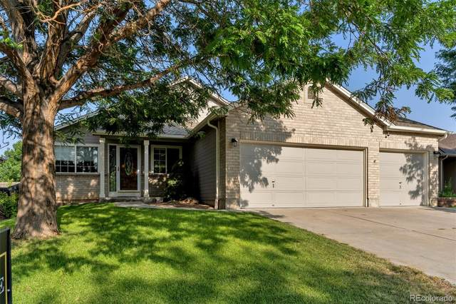 11340 Nome Street, Commerce City, CO 80640 (MLS #9806400) :: Clare Day with Keller Williams Advantage Realty LLC