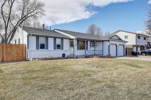 11682 W 71st Avenue, Arvada, CO 80004 (#9806529) :: The Heyl Group at Keller Williams