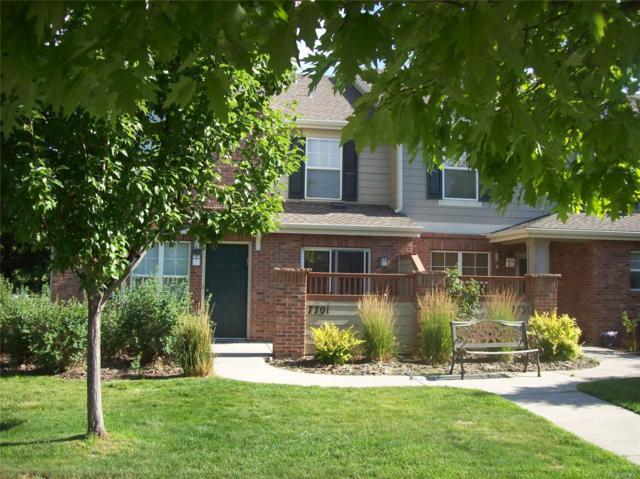 7701 E Cedar Avenue, Denver, CO 80230 (#9806644) :: My Home Team