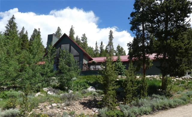 27 Rock Circle, Leadville, CO 80461 (MLS #9806650) :: 8z Real Estate