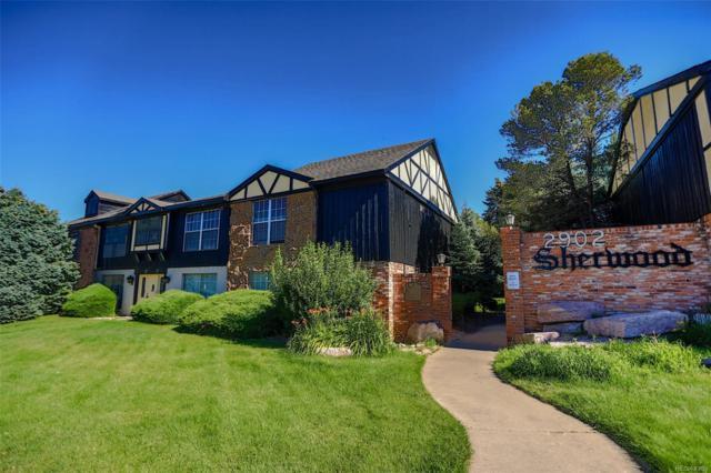2902 Airport Road #203, Colorado Springs, CO 80910 (MLS #9807142) :: 8z Real Estate