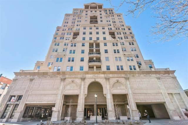300 W 11th Avenue 5D, Denver, CO 80204 (#9807330) :: Mile High Luxury Real Estate
