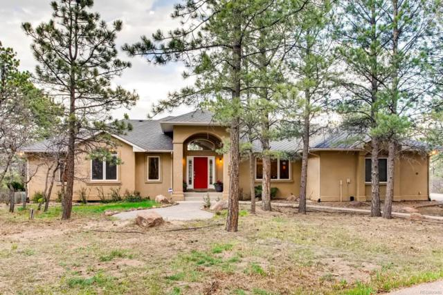 2640 Lake Meadow Drive, Monument, CO 80132 (#9807487) :: Structure CO Group
