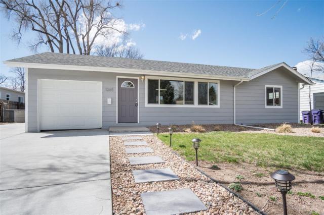 1265 S Fairfax Street, Denver, CO 80246 (#9807565) :: The Peak Properties Group