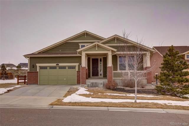 17583 W 84th Drive, Arvada, CO 80007 (#9807788) :: The HomeSmiths Team - Keller Williams