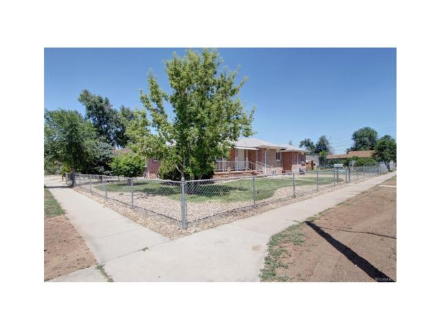 104 N 8th Avenue, Brighton, CO 80601 (MLS #9807817) :: 8z Real Estate