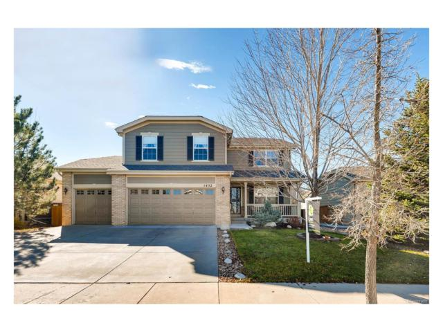 1452 Cherry Place, Erie, CO 80516 (#9808410) :: The Griffith Home Team