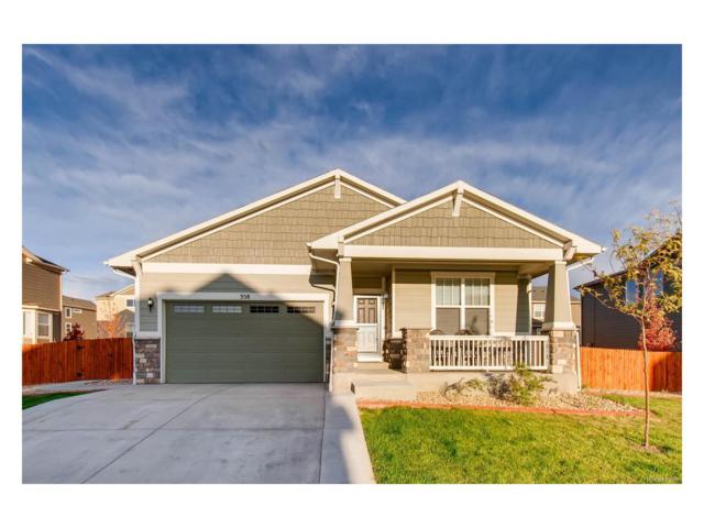 358 Beldock Street, Brighton, CO 80601 (MLS #9808452) :: 8z Real Estate
