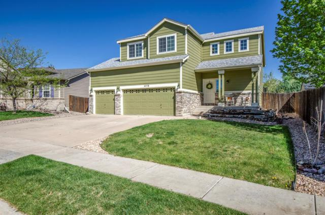 4278 Knollvale Drive, Colorado Springs, CO 80922 (#9808552) :: The Griffith Home Team