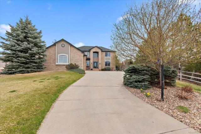 6958 Ashley Court, Parker, CO 80134 (#9808629) :: Compass Colorado Realty